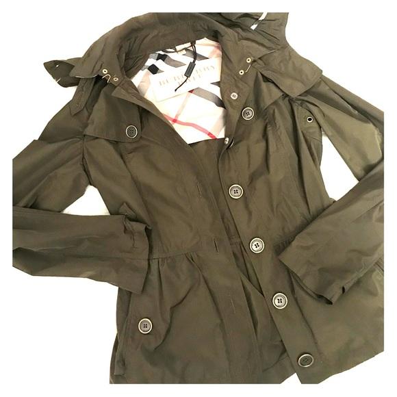 b149f6a7e4b4c Burberry Jackets   Blazers - Burberry Anorak Jacket